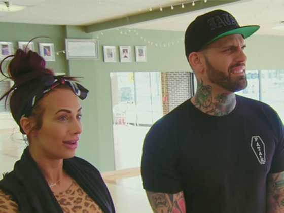 Carmella & Boyfriend Corey Graves Are Blindsided When a Photographer Crashes Their Date