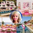 La maison de rêve de Barbie à Malibu