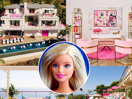 Attention, Barbie Girls: You Can Now Stay at The Iconic Malibu Dreamhouse