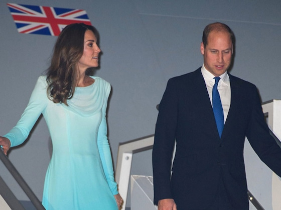 Prince William and Kate Middleton's Plane Forced to Abort Landing After Terrifying Thunderstorm