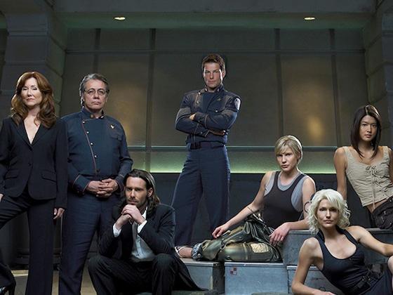 15 Frakin' Fascinating Facts About <I>Battlestar Galactica</I>