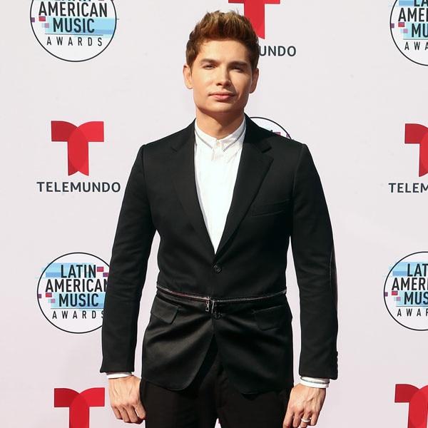 Christian Acosta, Latin American Music Awards 2019, Arrivals