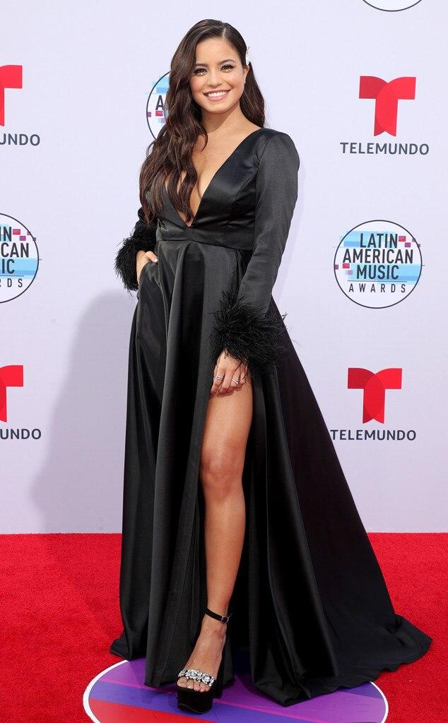 Emilia, Latin American Music Awards 2019, Arrivals