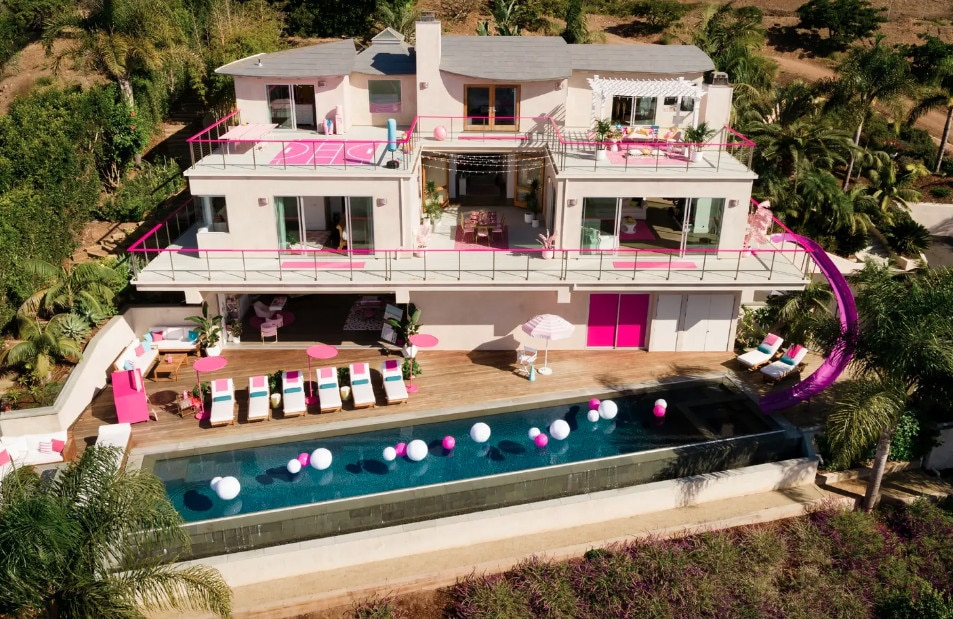 Barbie, Barbie Malibu Dreamhouse