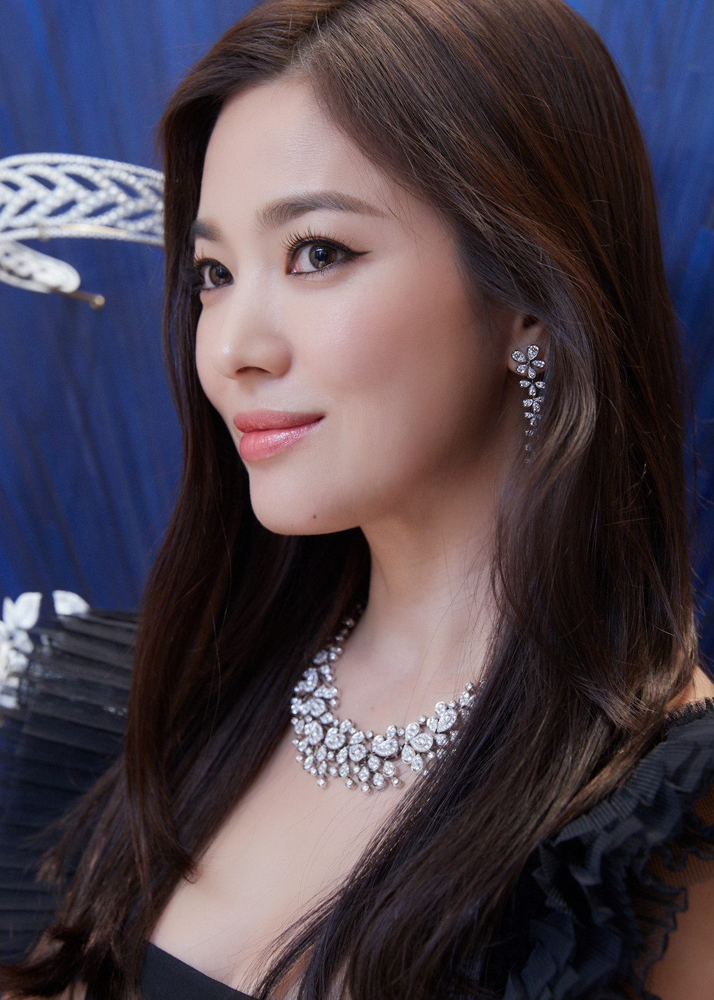 Song Hye-Kyo, Chaumet, Seoul Reopening