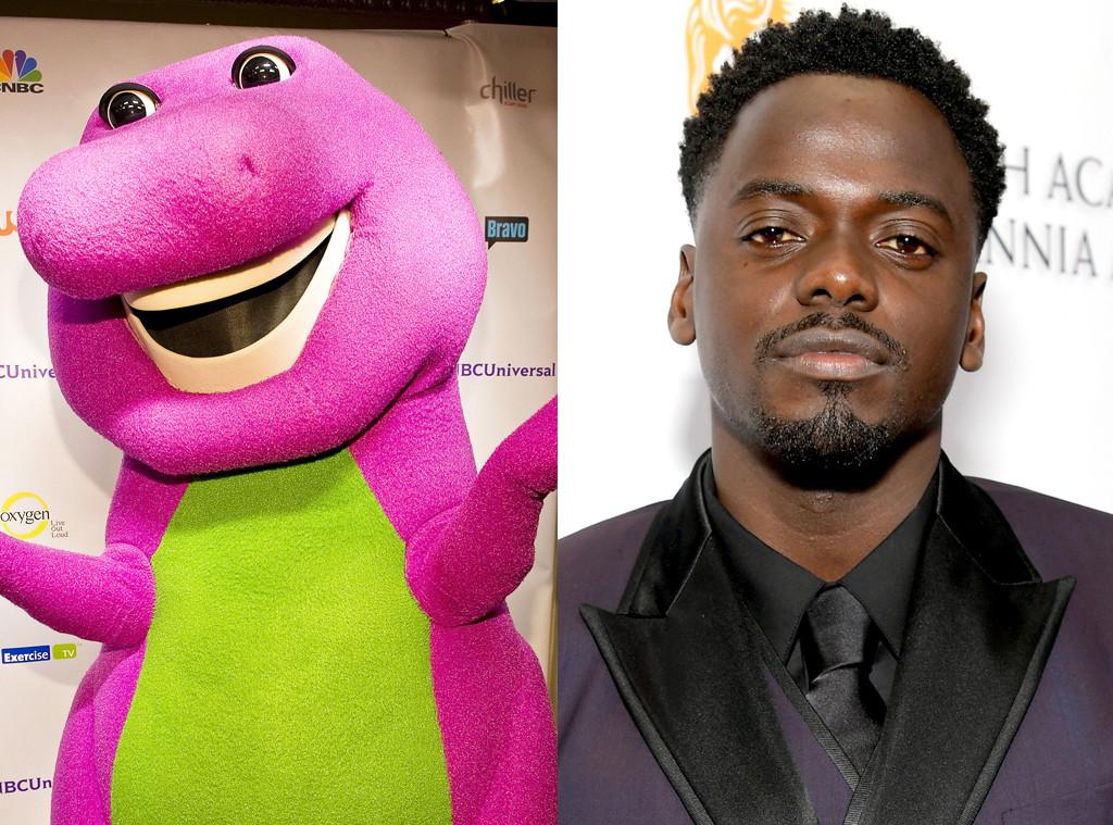 Daniel Kaluuya, Barney the Purple Dinosaur