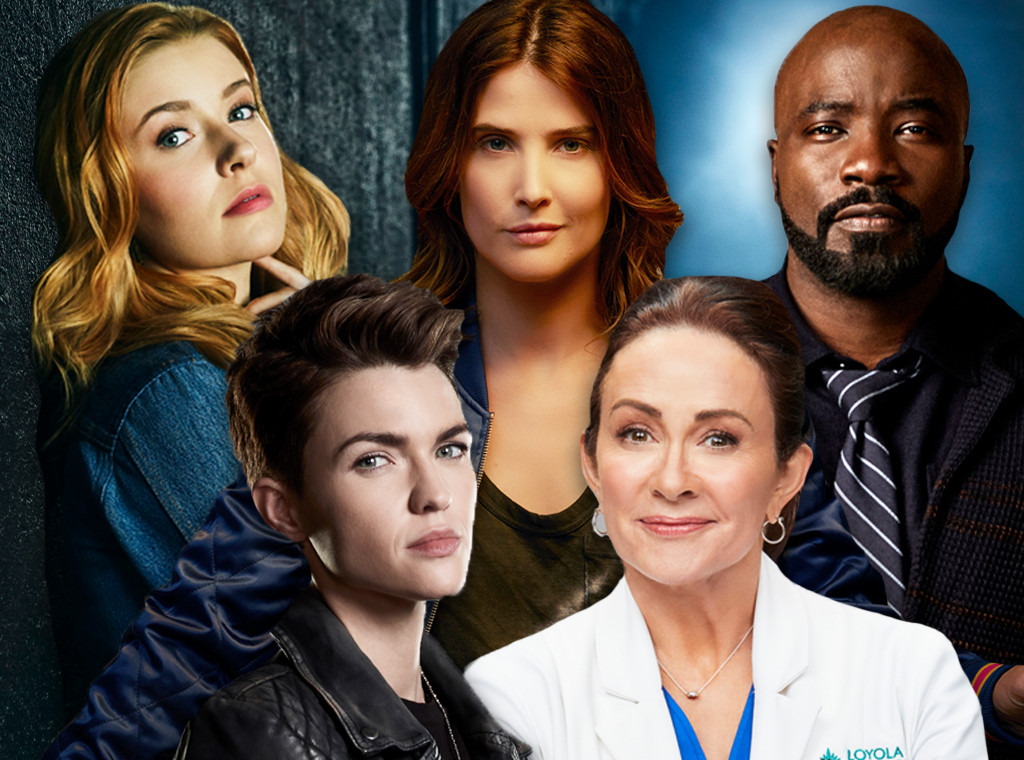 New Shows - Nancy Drew, Stumptown, Batwoman, Evil, Carol's Second Act