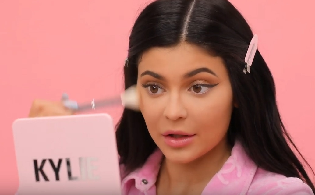 Kylie Jenner, YouTube