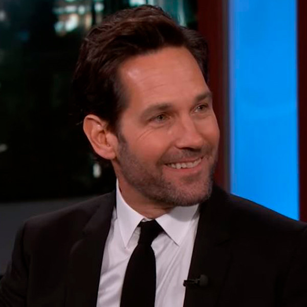 Paul Rudd Was Buried Alive in a Plastic Bag—Yes, Really