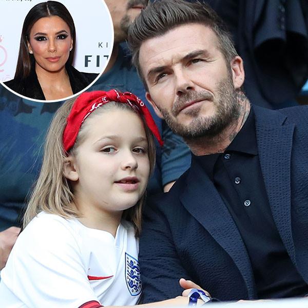 "Harper Beckham Is a ""Built-in Babysitter"" For This Superstar's Son"
