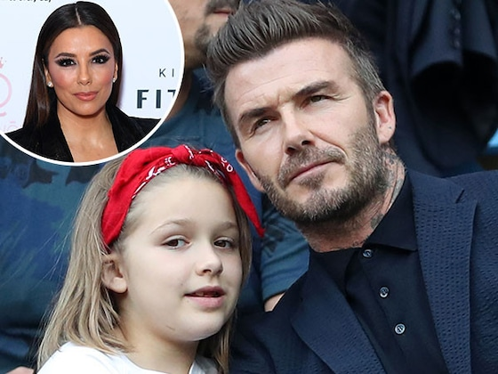 "Harper Beckham Is a ""Built-in Babysitter"" For This Superstar's Son"