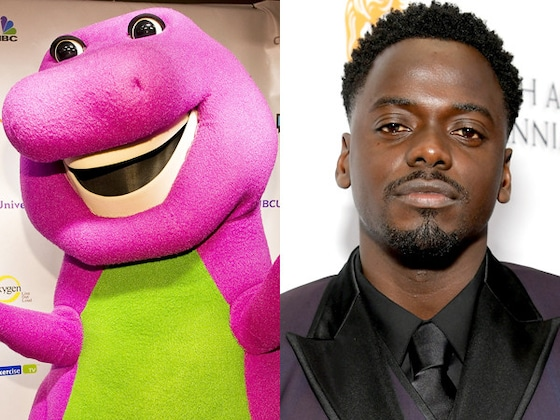 Yes, a <i>Barney</i> Movie Is in the Works Thanks to <i>Get Out</i>'s Daniel Kaluuya