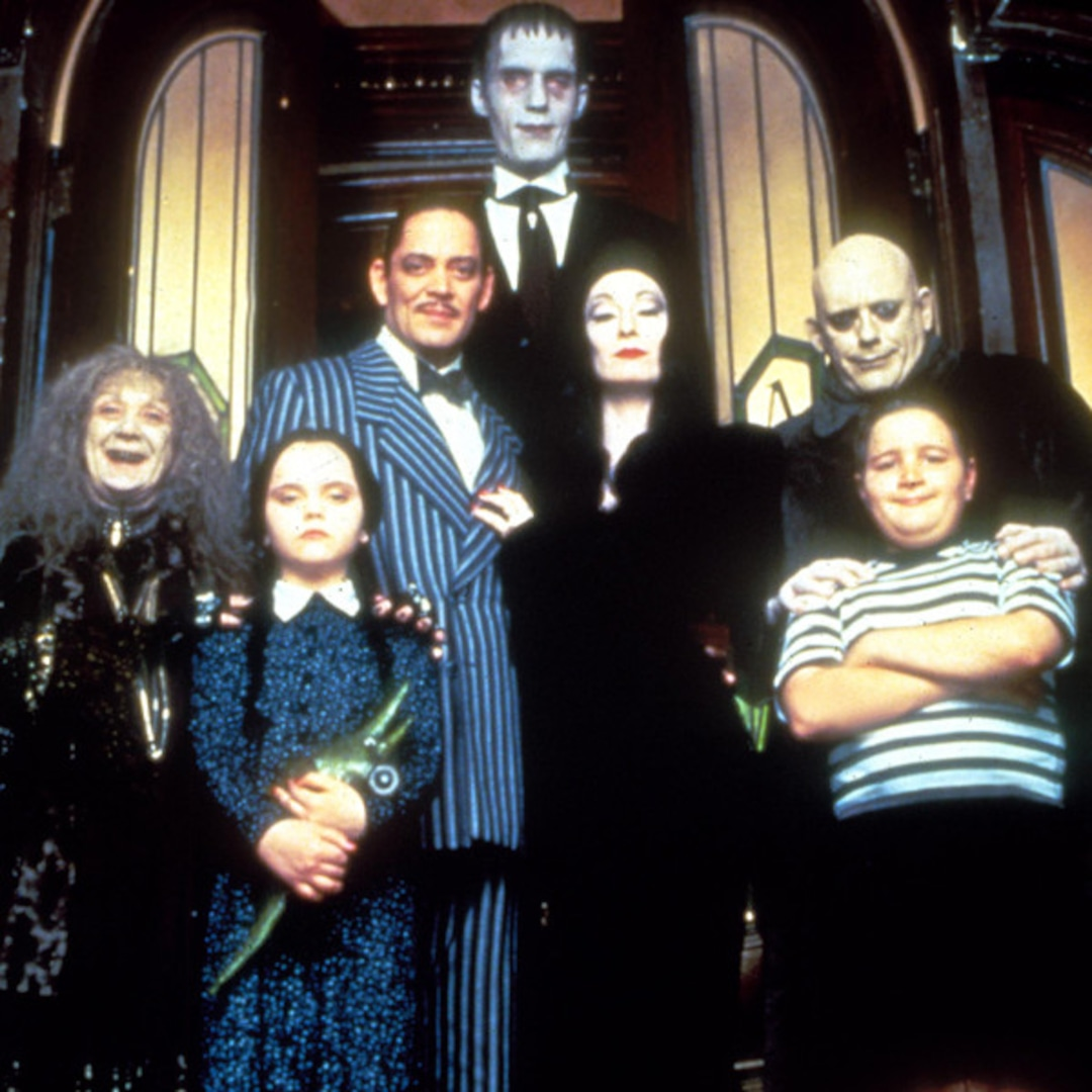 Photos From 20 Spooky Secrets About The Addams Family Movies Revealed E Online