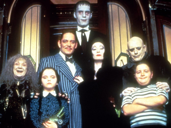 20 Spooky Secrets About <I>The Addams Family</i> Movies Revealed</I>