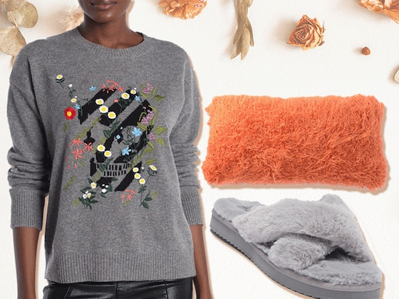 Cozy Up to 70% Off: Uggs, Cashmere Sweaters & More on Sale