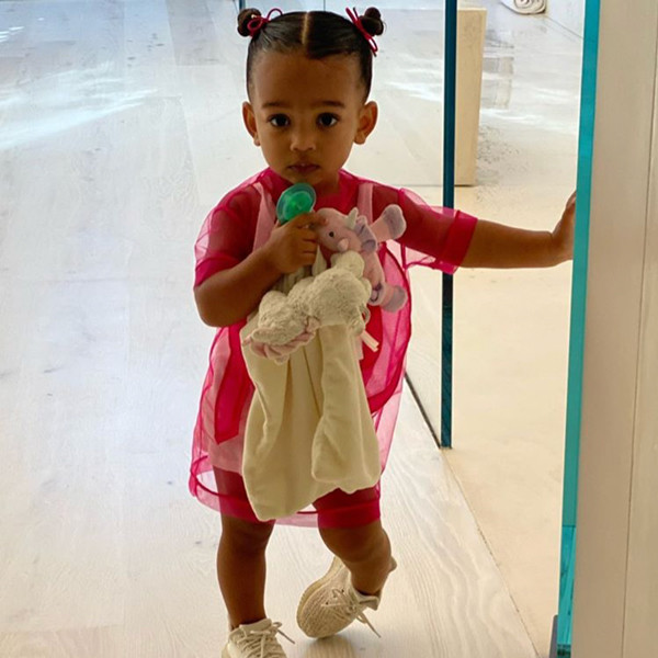 """Chicago West Saying """"I Love You"""" to Kim Kardashian Will Melt Your Heart"""