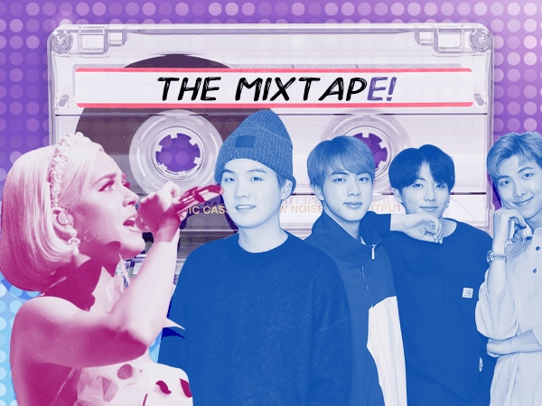 The MixtapE! Presents BTS, Katy Perry and More New Music Musts