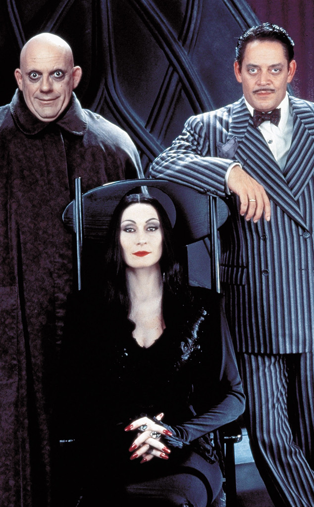 20 Spooky Secrets About The Addams Family Movies Revealed