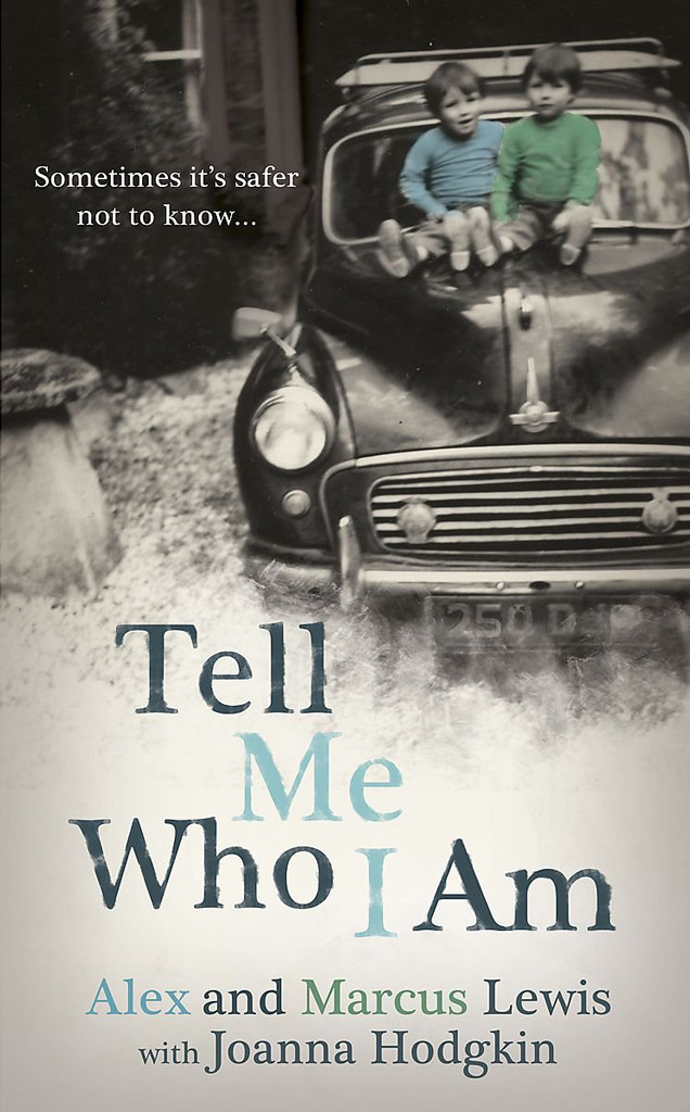 Tell Me Who I Am, book cover