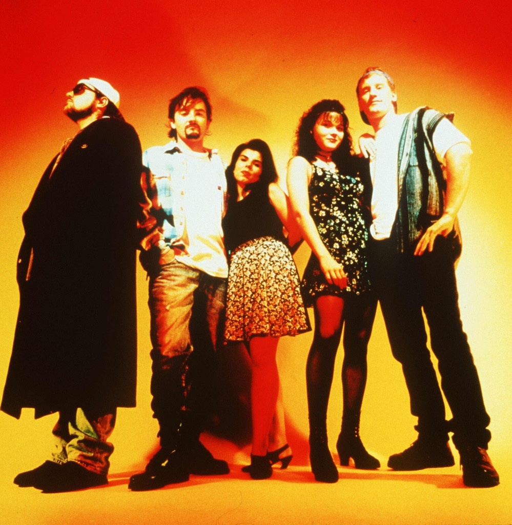 Clerks, Kevin Smith, Brian O'Halloran, Marilyn Ghigliotti, Lisa Spoonauer, Jeff Anderson