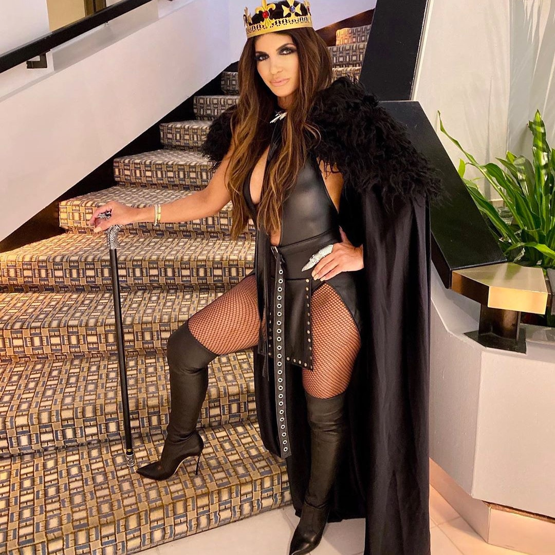 Teresa Giudice, Halloween 2019, Costume, Instagram