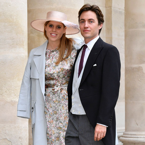 Princess Beatrice and Fiancé Attend Historic Royal Wedding in Paris