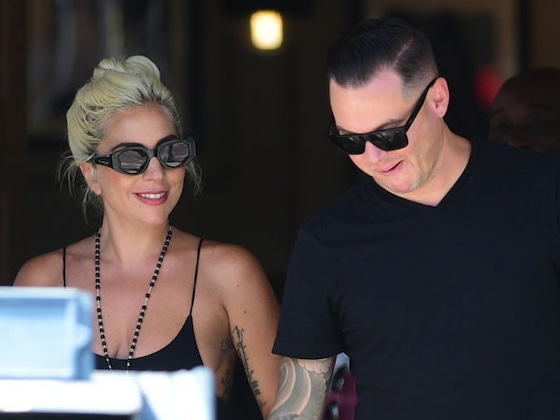 Lady Gaga Hints at Split From Dan Horton