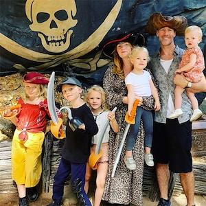 James Van Der Beek, Wife, Kimberly, Kids, DWTS, Instagram