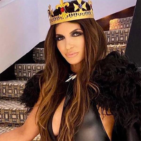 Teresa Giudice Debuts Sexy Game of Thrones-Inspired Costume Before Halloween