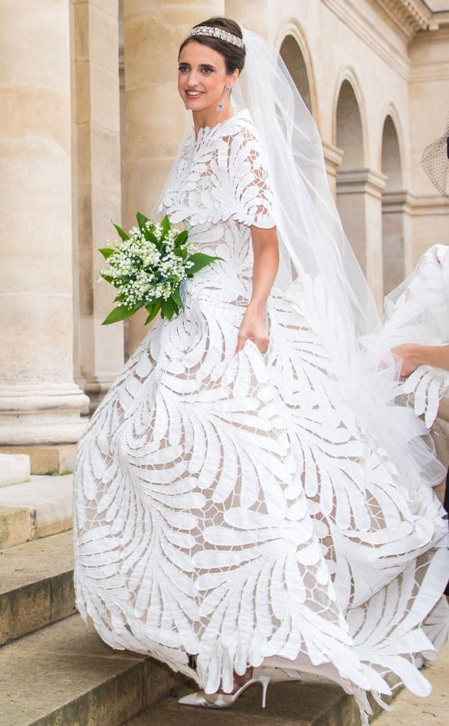 Countess Olympia Arco-Zinneberg, Olympia von und zu Arco-Zinneberg, Wedding