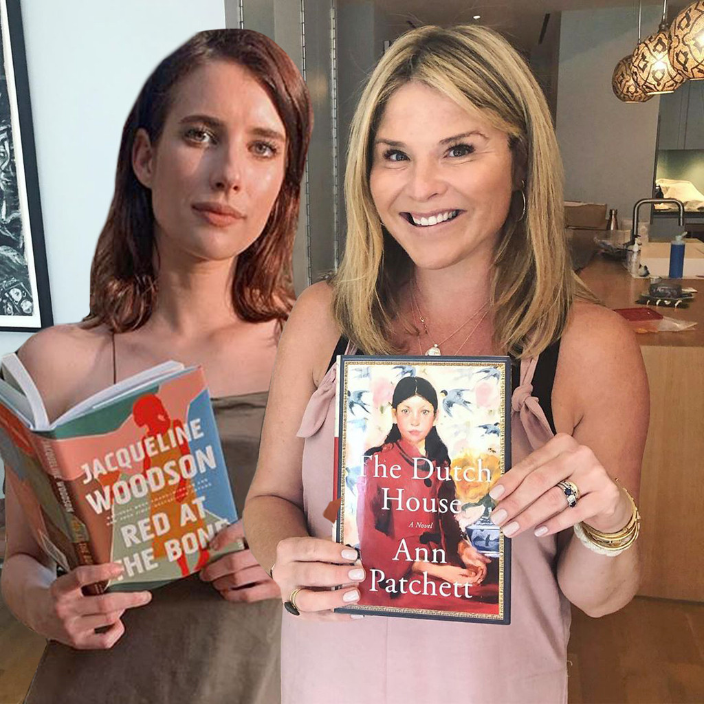 E-Comm: Celebrity Book Club Picks for October