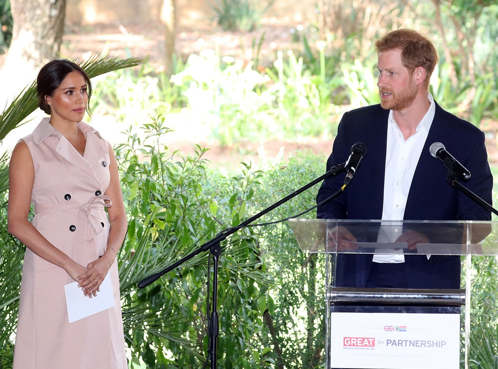 Amy Schumer Trolls Prince Harry and Meghan Markle