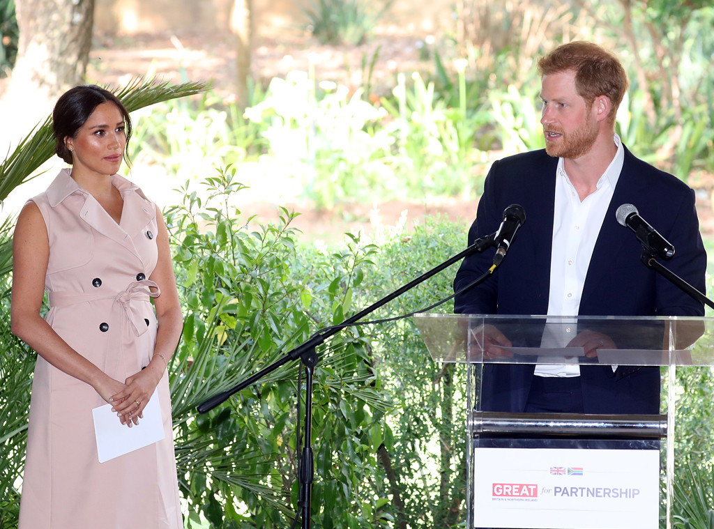 Prince Harry, Meghan Duchess of Sussex