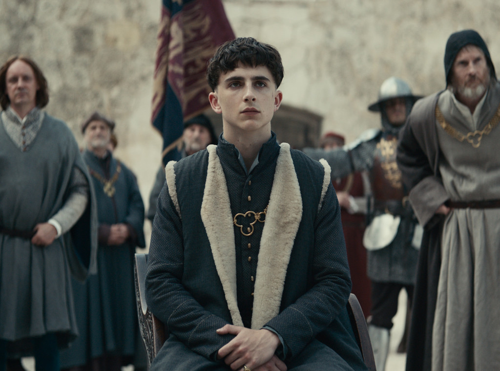 Timothée Chalamet, The King