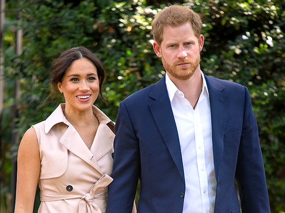 Prince Harry and Meghan Markle's Post-Royal Plans Revealed
