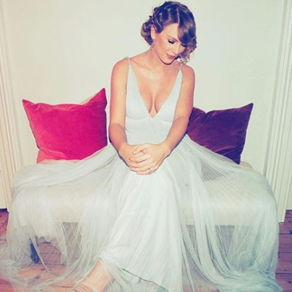 Taylor Swift, Instagram, Social Celebrity