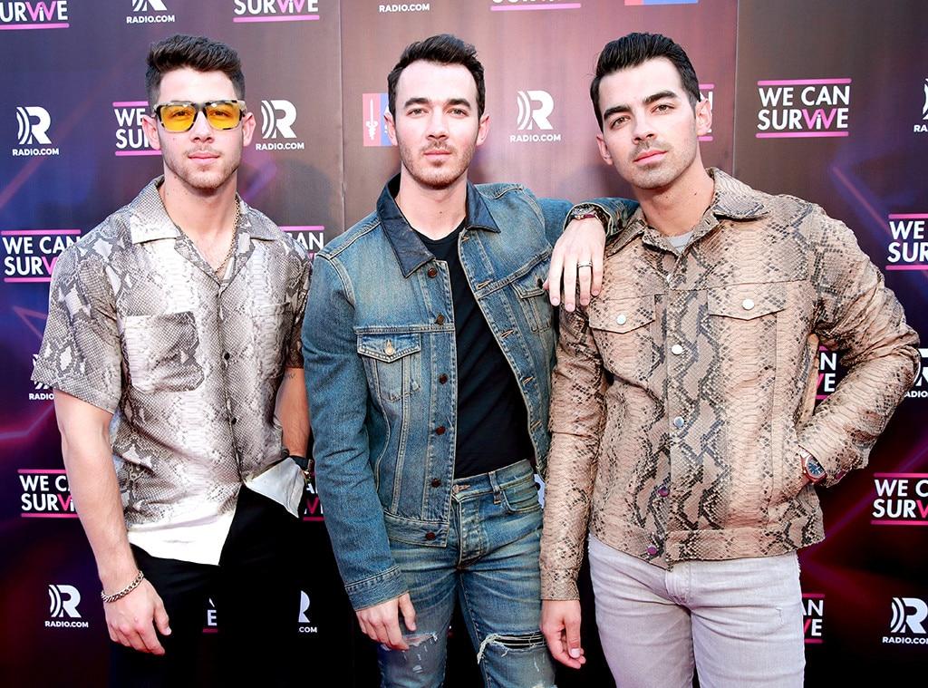 Nick Jonas, Kevin Jonas, Joe Jonas, We Can Survive