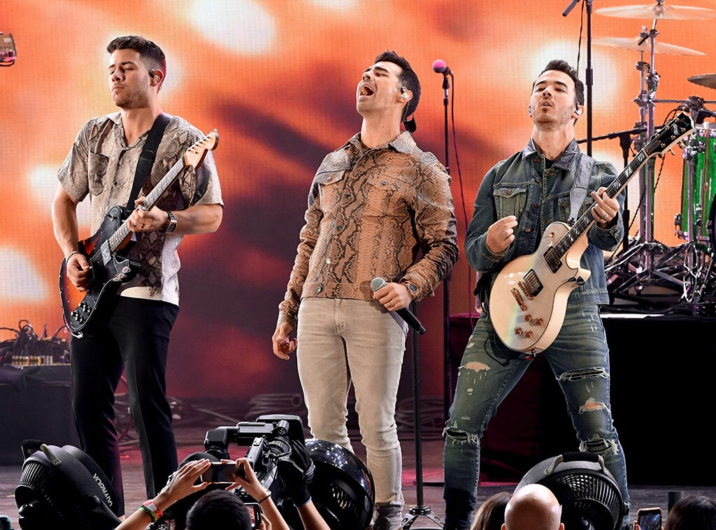 Nick Jonas, Joe Jonas, Kevin Jonas, We Can Survive