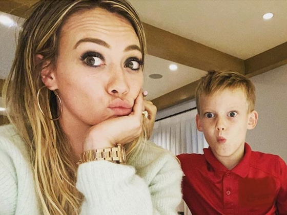 "Hilary Duff Struggles to Help Son With Homework as She Stopped ""Real"" School in 3rd Grade"