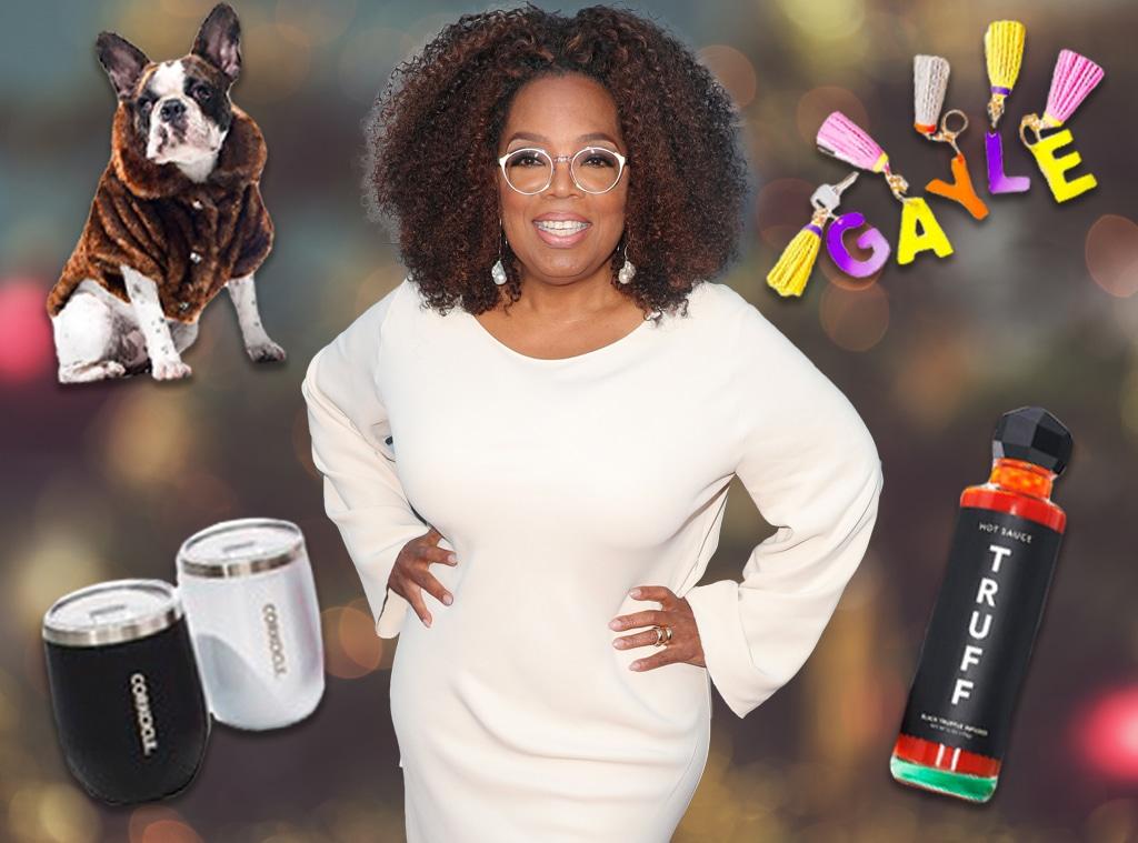 E-Comm: Oprahs Favorite Things