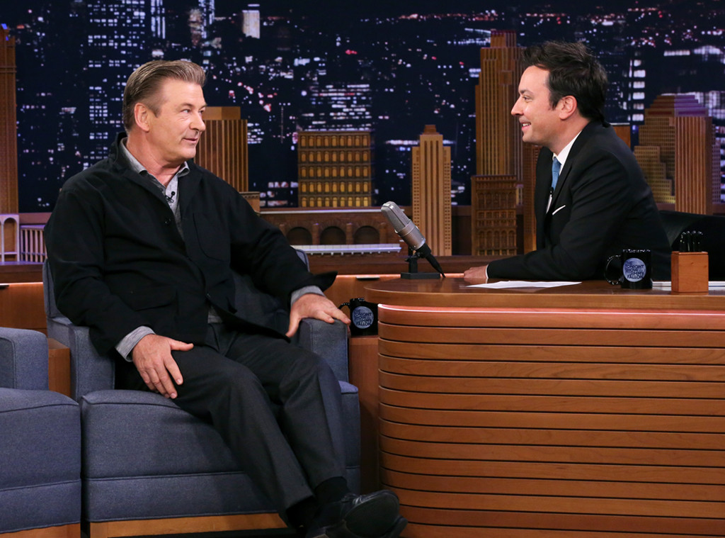 Alec Baldwin, The Tonight Show