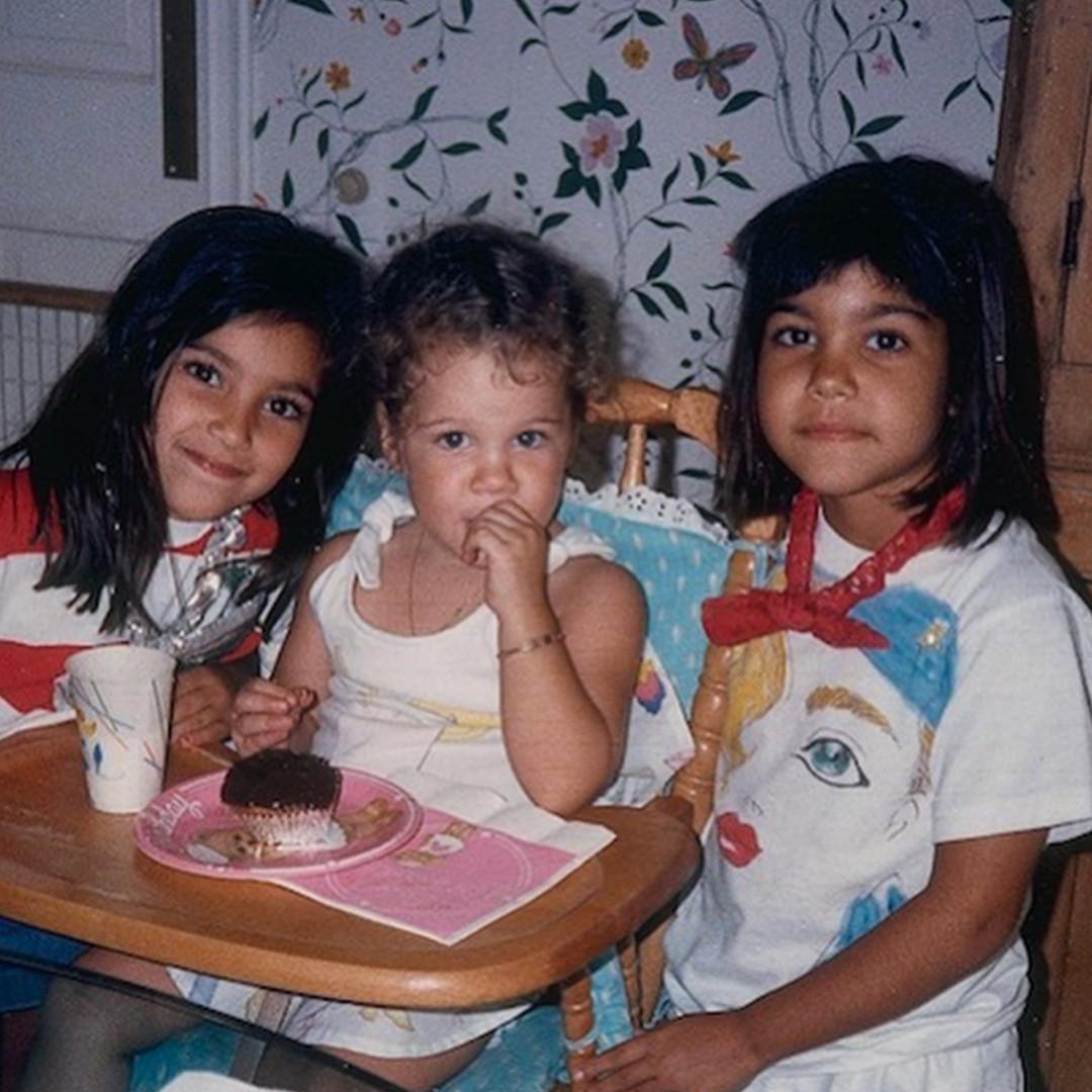 Kim Kardashian's Family Celebrates the Birthday Girl With Must-See Throwback Photos