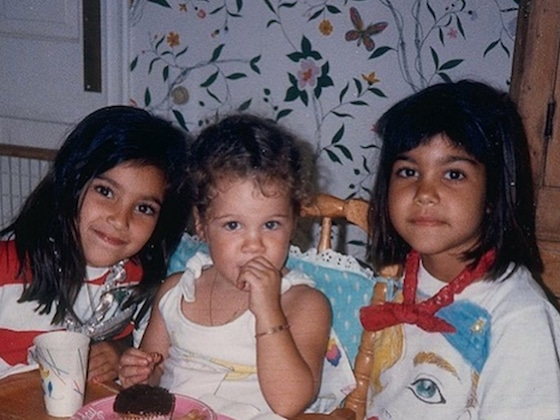 Kim Kardashian's Family Celebrates the Birthday Girl With Must-See Throwback Photos