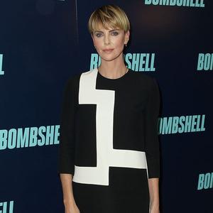 Charlize Theron, Fashion Police Widget
