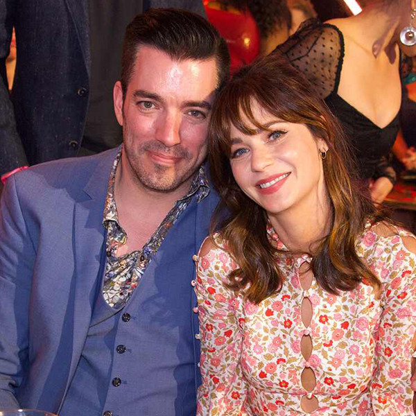 Zooey Deschanel and Jonathan Scott Make Their Romance Red Carpet Official