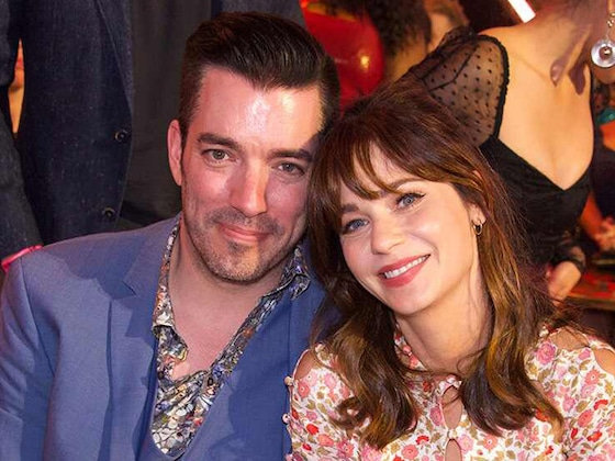 Zooey Deschanel and Jonathan Scott Make Their Romance Instagram Official