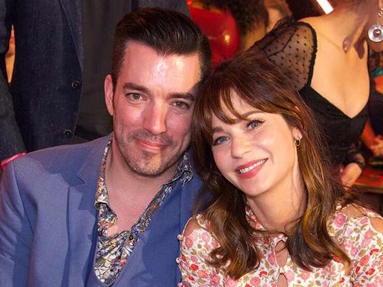 Zooey Deschanel and Jonathan Scott Make Their Romance Red Carpet Official