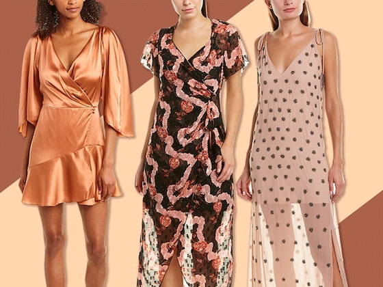 Anna Sui, J. Crew, Free People & More: 80% Off Designer Dress Sale