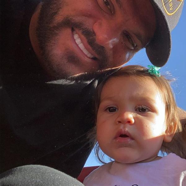 Ronnie Ortiz-Magro Takes Daughter to Pumpkin Patch 2 Weeks After His Arrest