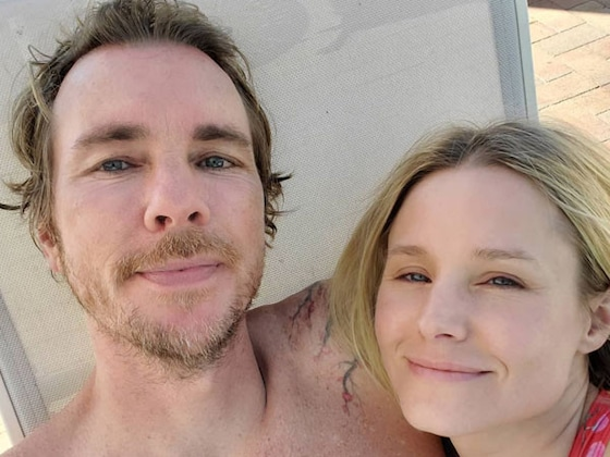 "Kristen Bell and Dax Shepard Celebrate Their Anniversary With ""Heavy Make Out Sesh"""